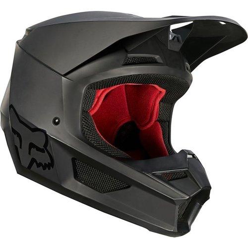 Fox V1 Helmet - Matte Black