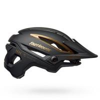 Bell® Fasthouse Sixer MTB Helmet - Matte/Gloss Black/Gold
