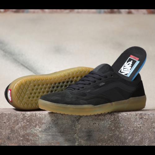Vans® Ave Pro - Black/Gum