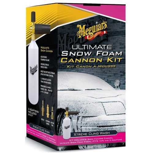 Meguiar's® Ultimate Snow Foam Cannon Kit