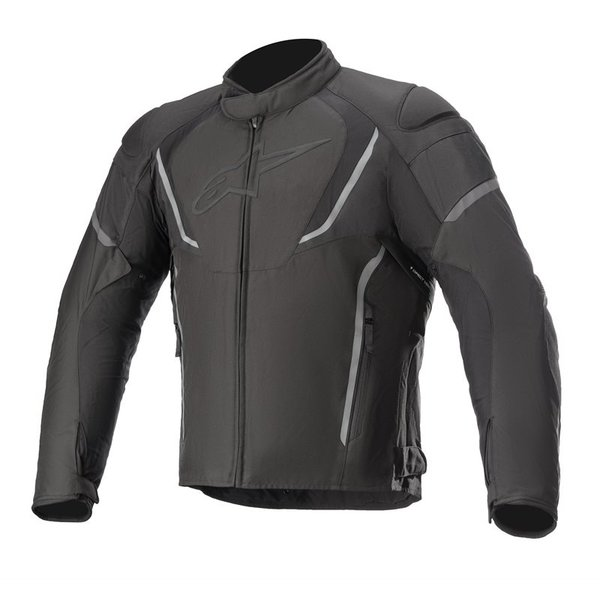 Alpinestars T-Jaws V3 Waterproof Jacket - Black/Black
