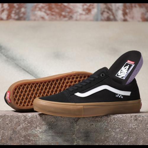 Vans® Skate Old Skool - Black/Gum