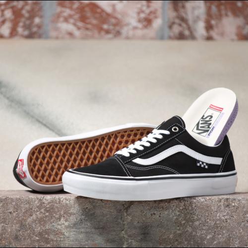 Vans® Skate Old Skool - Black/White