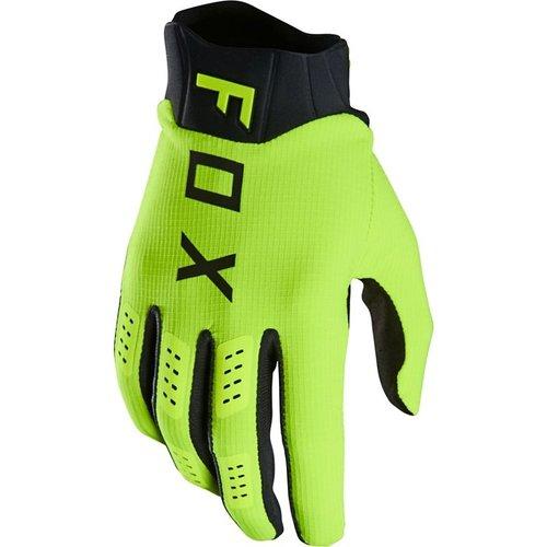 Fox Flexair Glove - Flo Yellow