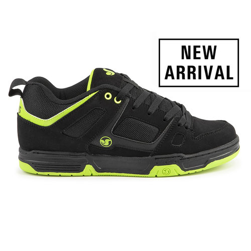 DVS® Gambol - Black/Lime