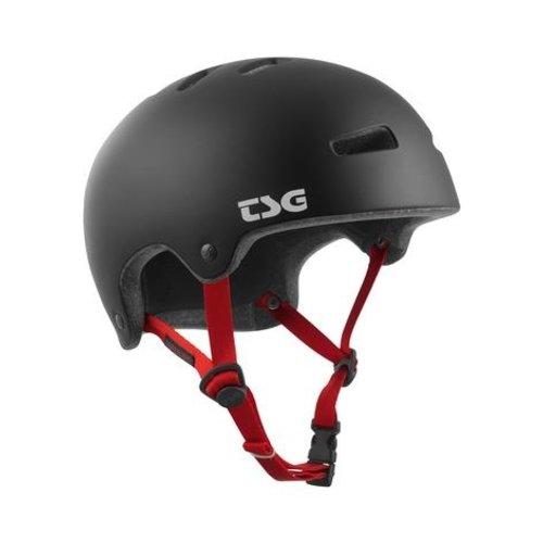 """TSG """"Superlight Solid Colors II"""" Helmet - Satin Black"""