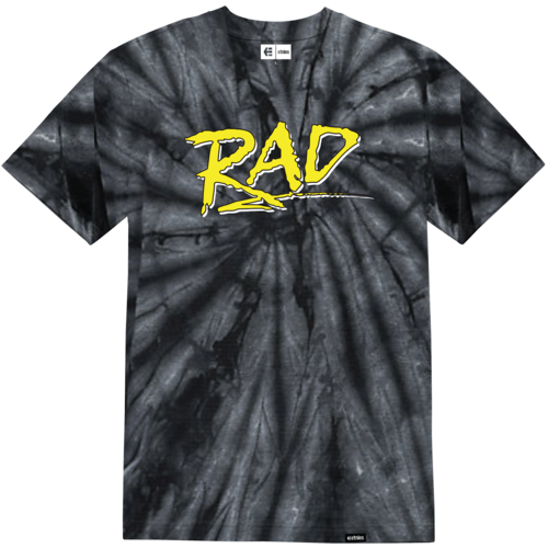 Etnies Rad Wash Tee - Black
