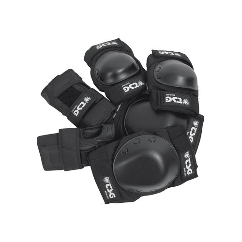 TSG Basic Protection Set - Black