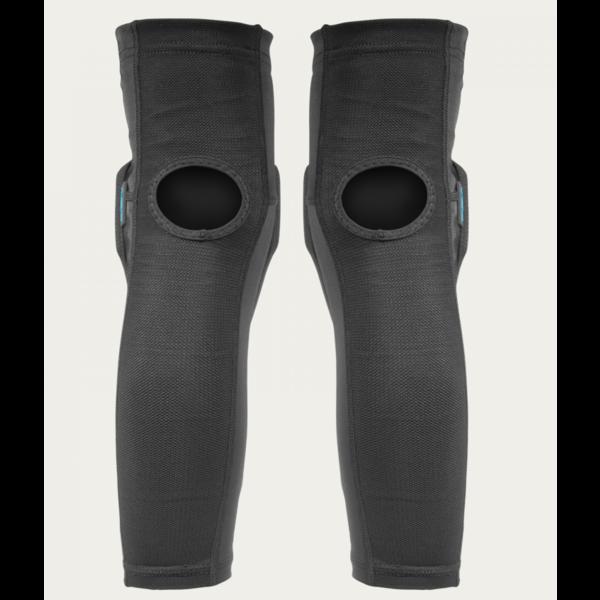 TSG Youth Knee-Sleeve Dermis Pro A - Black