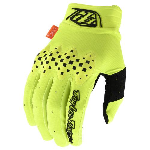 Troy Lee Designs Gambit Glove - Flo Yellow