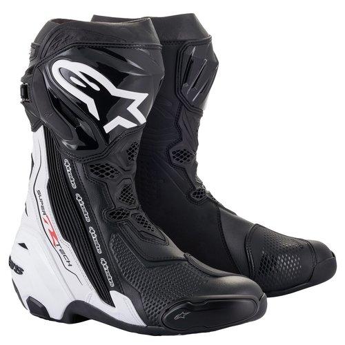 Alpinestars Supertech R - Black/White