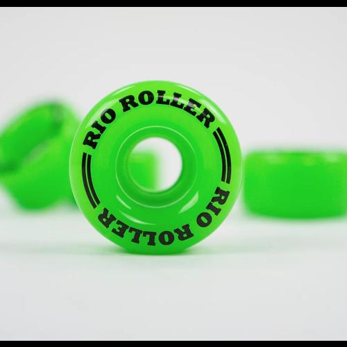 Rio Roller® Coaster Wheels - Green 58x33mm