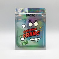 "Broski Jonathan Franc 1"" Emerald Hardware"