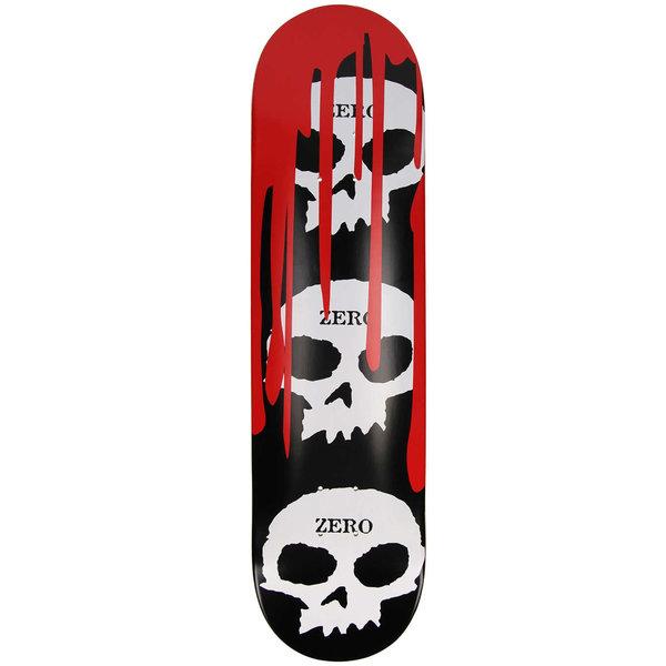 "Zero 3 Skull Blood 8.0"""