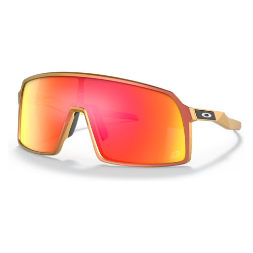 Oakley Sutro Troy Lee Designs - Red Gold Shift/Prizm Ruby