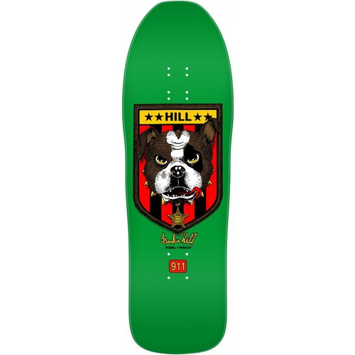 Powell Peralta Frankie Hill Re-Issue - Green