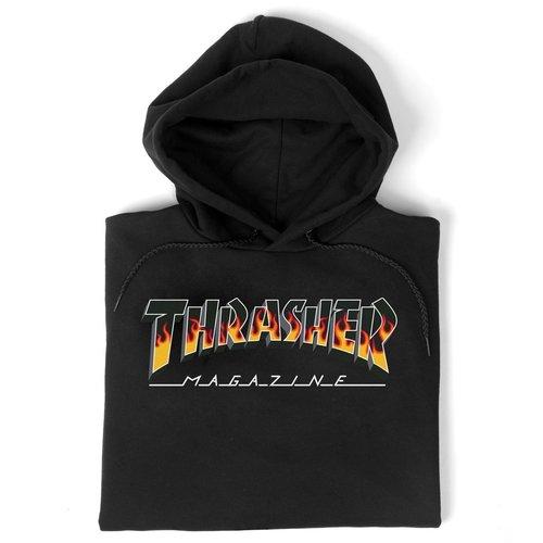 Thrasher BBQ Redux Hood - Black
