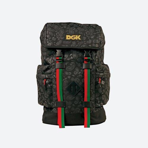 DGK Ruthless Backpack - Black Unit