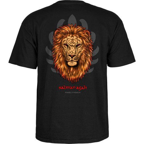 Powell Peralta Salman Agah Lion - Black