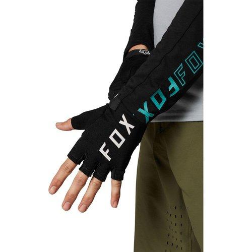 Fox Ranger Fingerless Glove - Black