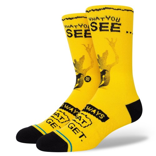 """Stance® """"Gremlins"""" - What You Get Crew Sock"""