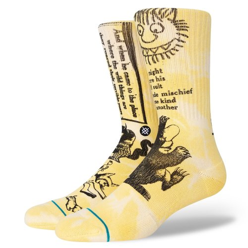 Stance® Where The Wild Things Are - Terrible Crew Sock
