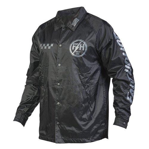 Fasthouse® Retrograde Coaches Jacket - Black