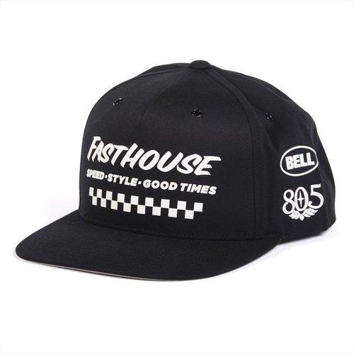 Fasthouse® Hero Hat - Black