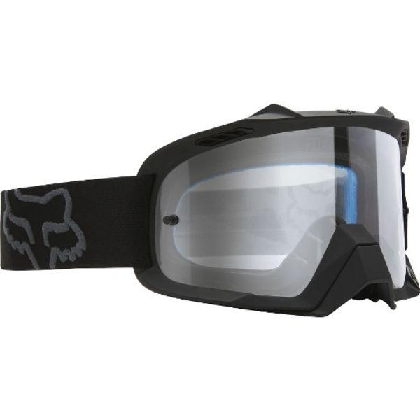 Fox Air Defense Goggle Black/Clear