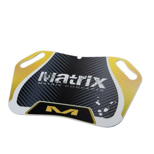 Matrix Concepts Pitboard Yellow