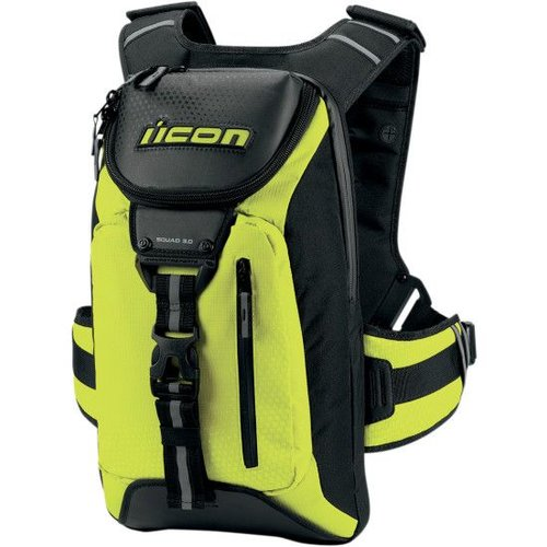 Icon Squad Backpack 3.0 Yellow