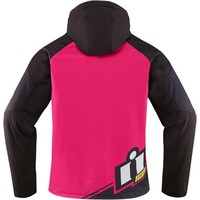 Icon Women's Team Merc Jacket Pink