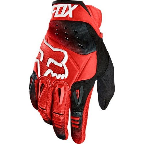 Fox 2016 Pawtector Race Glove Red