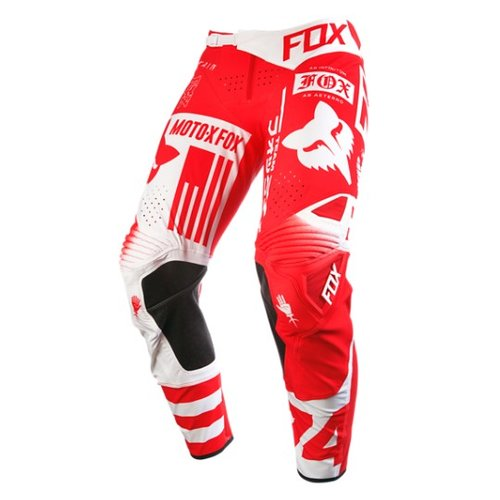 Fox 2016 Flexair Union Pant Red