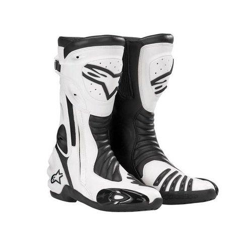 Alpinestars 2014 S-MX R Black/White
