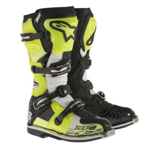 Alpinestars 2015 Tech 8 Rs Boot FluoYellow/Black