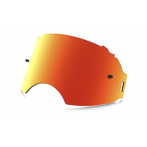 Oakley Airbrake™ MX Replacement Lens Fire Iridium