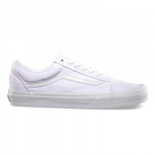 Vans® Old Skool True White