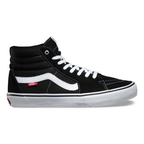 Vans® Sk8-Hi Pro Black/White