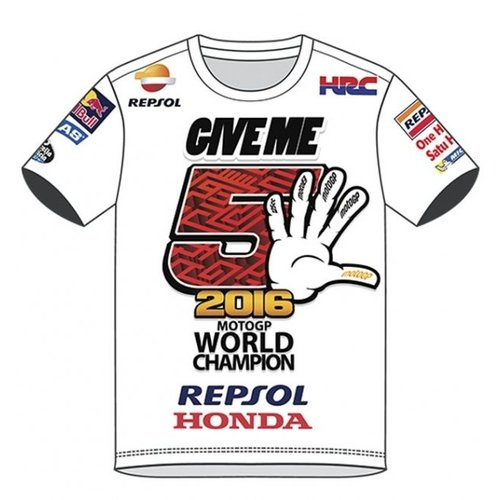 2016 World Champion Celebrative T-shirt