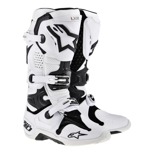 Alpinestars Tech 10 White/Vented