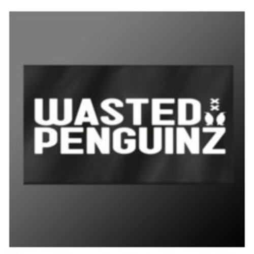 Wasted Penguinz - Flag