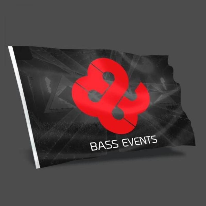 Bass Events - flag