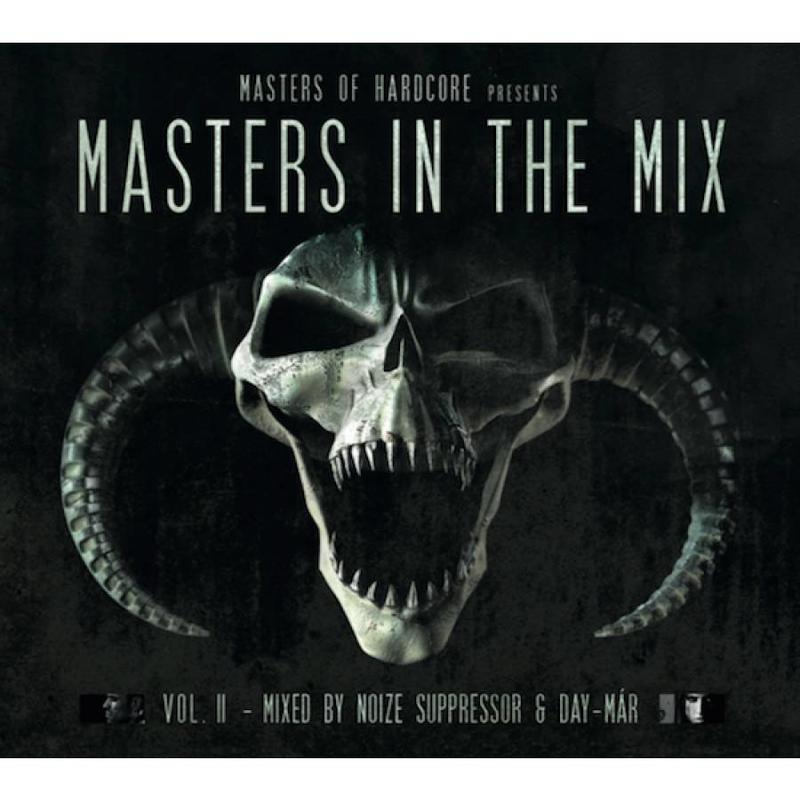 Noize Supressor & Day-Mar - Masters In The Mix Vol. II