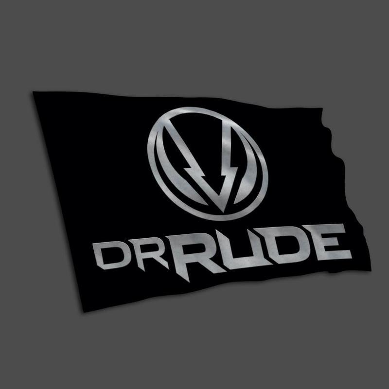 Dr Rude - Original Flag