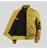 Coone - Golden Bomber Jacket