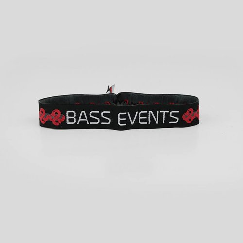 Bass Events - Icons Bracelet