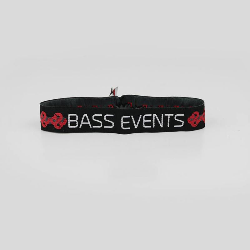 Bass Events - Icons Bracelet