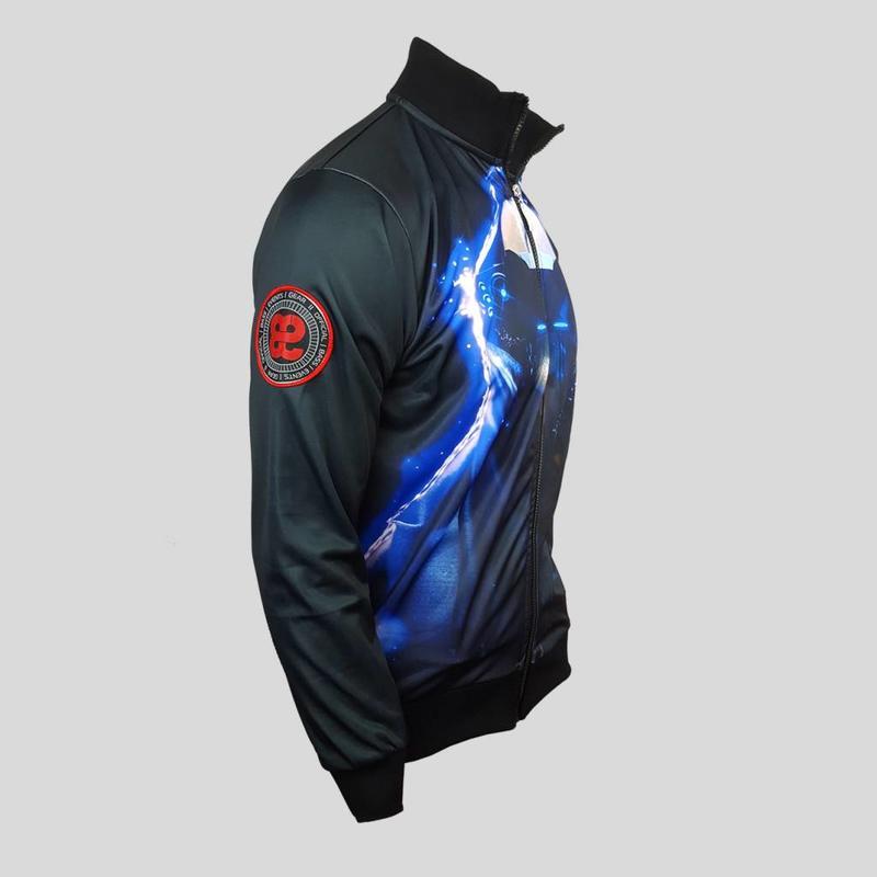 Reverze - Interconnected Track Jacket