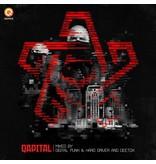 Qapital 2017 Mixed by Digital Punk & Hard Driver and Deetox